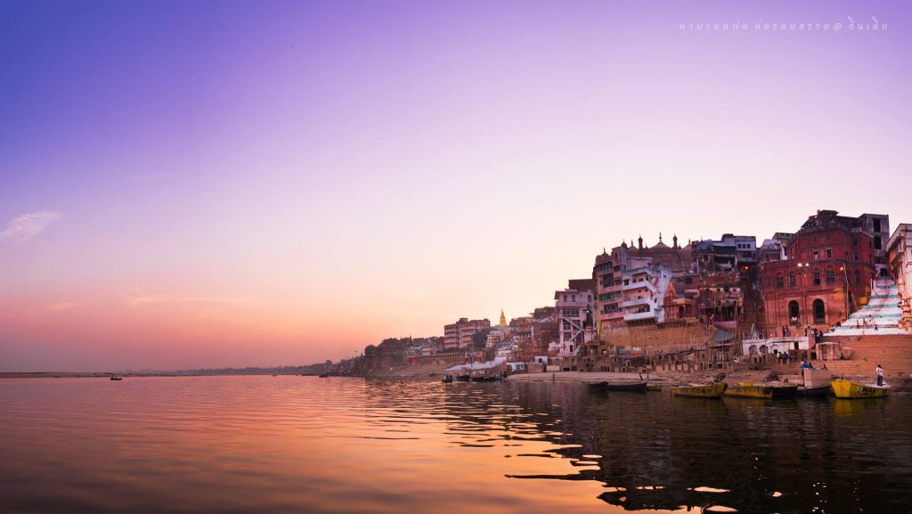 The river of india